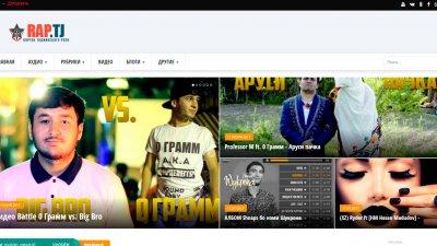 «RAP.TJ» — о таджикском рэпе и хип-хоп-культуре