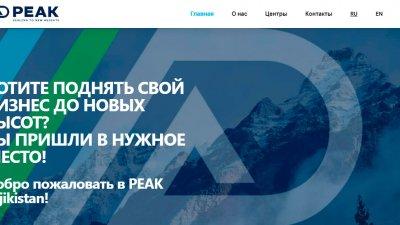 «PEAK Tajikistan» — программа по развитию предпринимательства и инноваций